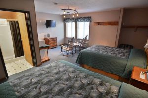 6 Air Conditioned Motel Rooms
