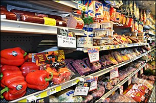 Clam Lake WI grocery store