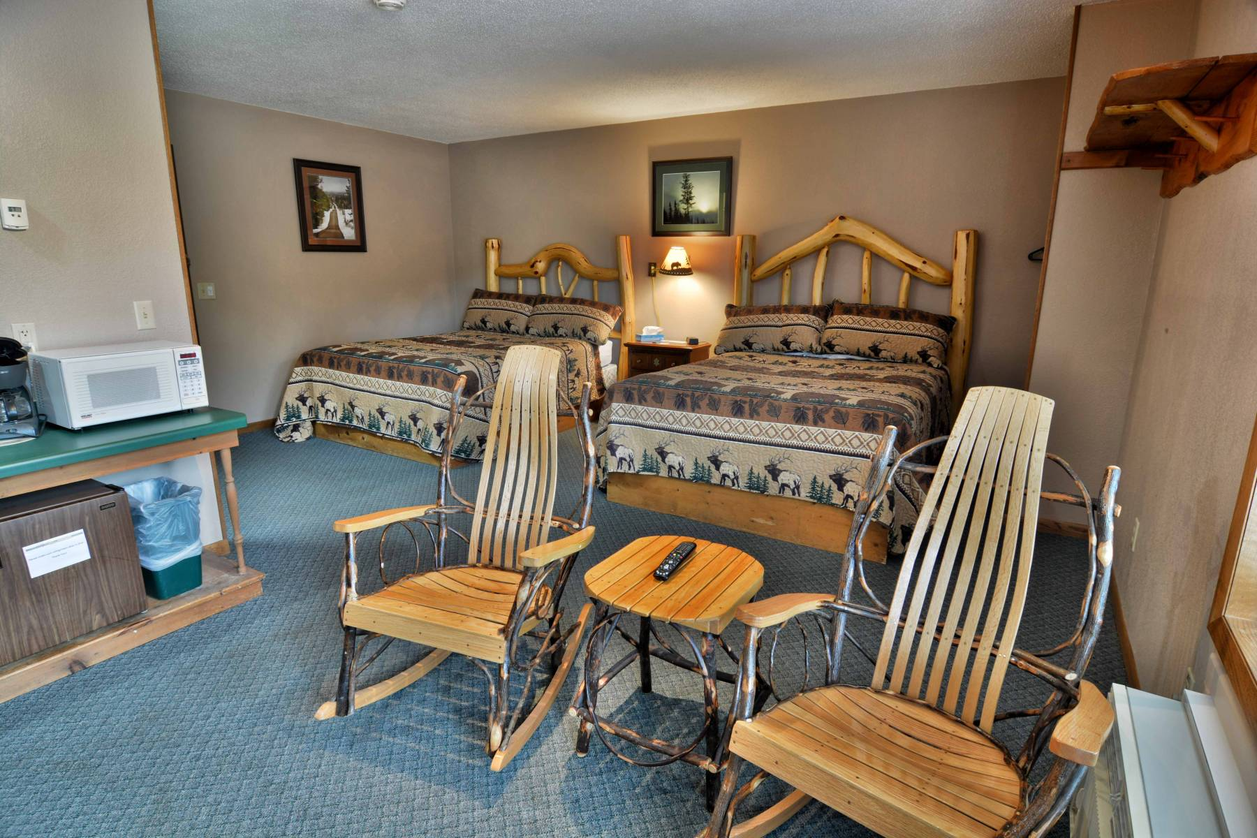 Northern Wisconsin Motel Rooms