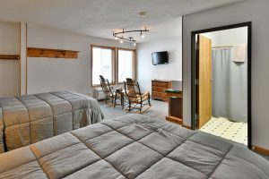 Clam Lake, WI Hotel Rooms