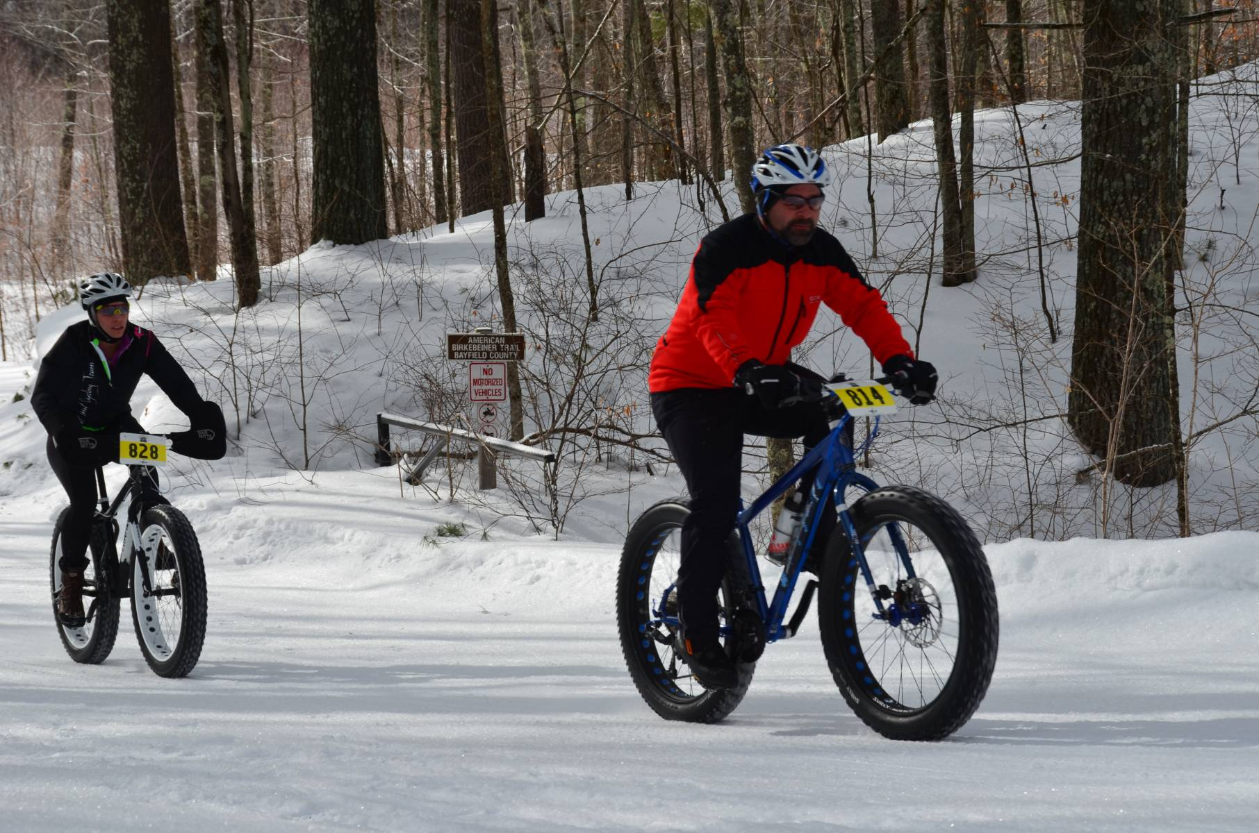 lodging hayward wi fat bike trails