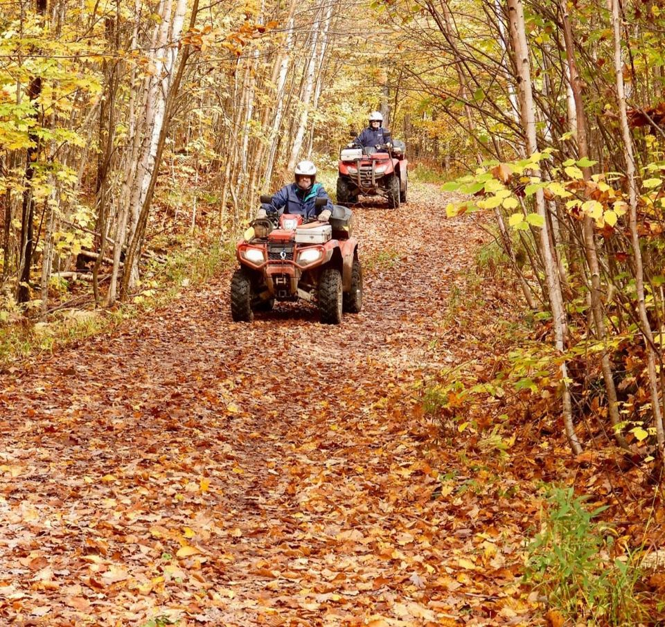 Lodging on Clam Lake ATV Trails