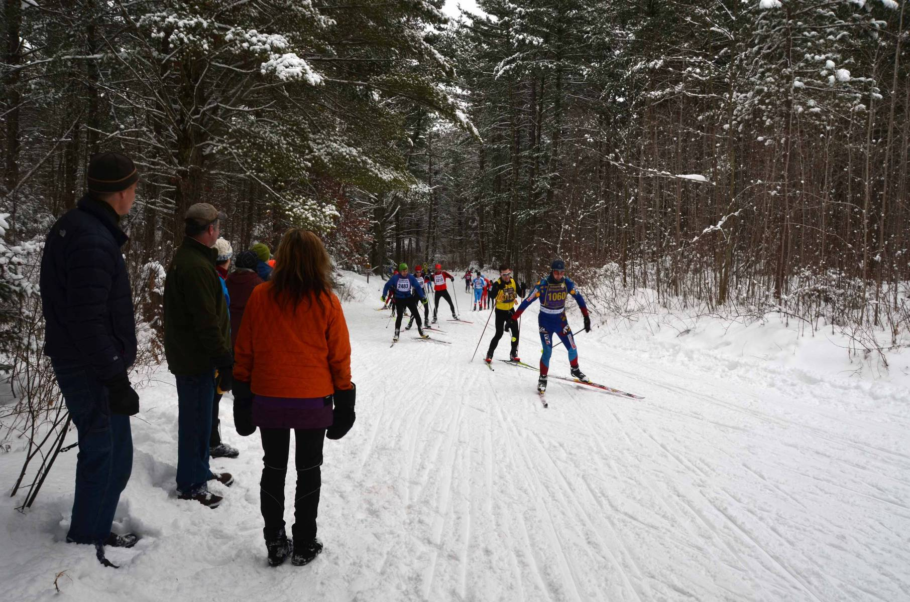 Lodging near Cable, WI Ski Trails