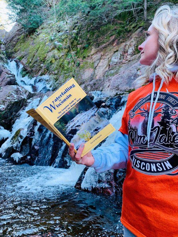 Waterfalls of Wisconsin Book