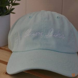 Blue Clam Lake Hat