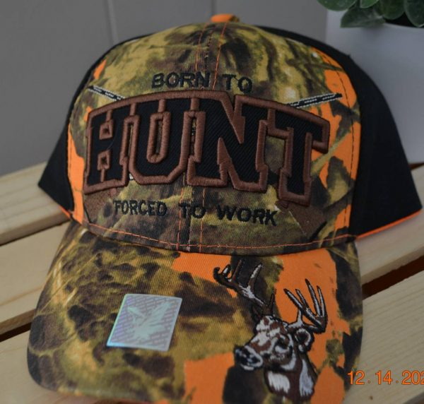 Born to Hunt Hat
