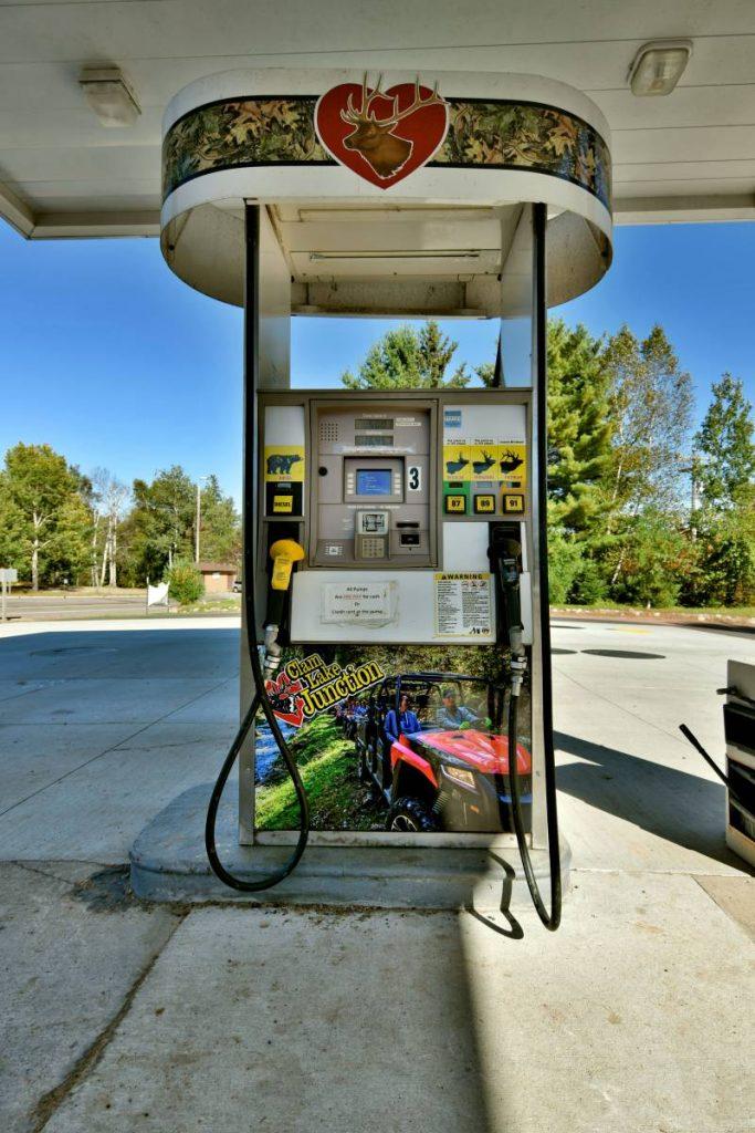 ATV/UTV Trailside Gas